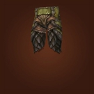 Ravenchain Leggings, Super Sterilized Blastguard Leggings Model
