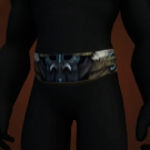 Belt of Vengeful Purification, Winterfrost Leather Girdle, Eviscerator's Waistguard, Batrider's Cord, Treasure Seeker's Belt Model