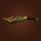 Wild Combatant's Spellblade Model