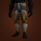 Replica Knight-Captain's Plate Leggings, Replica Knight-Captain's Plate Leggings Model