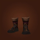 Medic's Bloodstained Sandals, Hekatic Slippers, Hekatic Slippers, Boots of Lingering Sorrow Model
