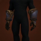Savage Gladiator's Scaled Gauntlets, Savage Gladiator's Ornamented Gloves Model