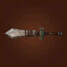 Sawtooth Greatsword, Chilled Warblade Model