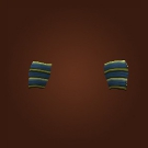 Raincaller Cuffs, Twilight Cuffs, Lunar Bindings Model