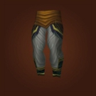 Leggings of Hallowed Fire, Leggings of Unleashed Anguish Model
