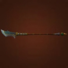 Bladed Staff of the Frozen Mountain, Bladed Staff of the Echoing Gong Model
