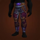 Time Lord's Leggings Model