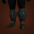 Haunted Steel Greaves Model