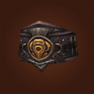 Belt of the Eternal, Belt of the Tenebrous Mist, Belt of the Eternal, Belt of the Tenebrous Mist Model