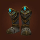 Heavenly Jade Greatboots, Sollerets of Instability Model