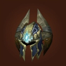 Faceplate of the Honorbound, Thassarian's Helmet of Triumph, Thassarian's Faceguard of Triumph, Peacebreaker's Armored Helm Model