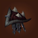 Poisonblood Bladeshoulders, Nine-Tailed Spaulders Model