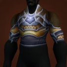 Hauberk of Desolation, Tunic of the Ranger Lord, Tunic of the Ranger Lord, Lightningbringer's Hauberk Model