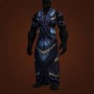 Replica Warlord's Silk Raiment Model