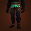 Titan-Forged Cloth Trousers of Domination Model
