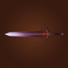 Lightbreaker Greatsword, Nethersteel Claymore, Lightbreaker Greatsword Model