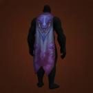 Nectarbreeze Cloak, Voras' Silk Drape Model