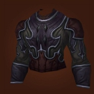 Fusion Slasher Chestguard, Nine-Tailed Tunic Model