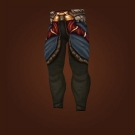 High Arcanist Leggings, Ebonflame Leggings Model