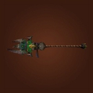 Cataclysmic Gladiator's Staff Model
