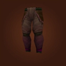 Sanguine Trousers Model
