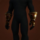 Bloodfist Gloves Model