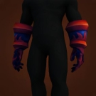 Primordial Bloodsoaked Gauntlets Model