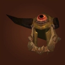 Forest Prowler's Helm Model