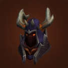 Primal Gladiator's Hood of Prowess Model