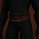 Bloodfang Belt Model