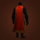 Soulrender Greatcloak, Vengeance Wrap, Red Riding Hood's Cloak, Ruby Drape of the Mysticant Model