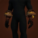 Gloves of Unforgiving Flame, Clawshaper Gauntlets Model