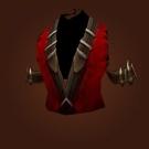 Wolf Rider's Padded Armor, Imposing Vest Model