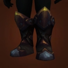 Shadow-Gorged Boots, Breezestrider Boots, Sabermaw Boots, Beastrider Boots, Duretha's Trail Boots Model