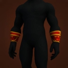 Battleforge Wristguards, Blood Knight Bracers Model