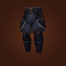 Raptorhide Legguards, Alluring Leggings, Angerclaw Leggings, Golly Gosh Leggings, Dellot's Leggings Model