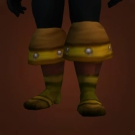 Faithful Footguards, Somber Boots, Footpads of Sin'Dall, Boots of the Refuge Captain Model