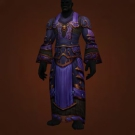 Hateful Gladiator's Mooncloth Robe, Hateful Gladiator's Satin Robe Model