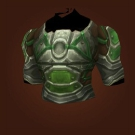 Kraken Breastplate, Reinforced Cobalt Chestpiece, Blackened Breastplate of the Vault Model