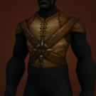 Faded Swashbuckler's Jerkin, Drogstitch Chestguard, Lead-Studded Vest, Icepine Jerkin, Drogstitch Tunic Model