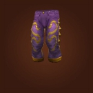 Leggings of the Fang, Big Voodoo Pants Model