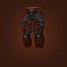 Wrathful Gladiator's Leather Legguards Model