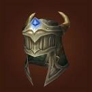 Wrathful Gladiator's Chain Helm Model