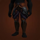 Primal Gladiator's Ironskin Legguards, Primal Gladiator's Leggings Model
