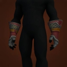 Incendosaur Gloves Model