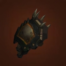 Furious Gladiator's Plate Shoulders Model