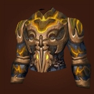 Fire Crest Breastplate Model