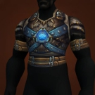 Dreadful Gladiator's Leather Tunic, Crafted Dreadful Gladiator's Leather Tunic Model