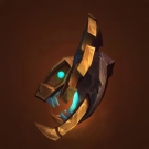 Mantle of the Witch Doctor, Spaulders of the Witch Doctor Model