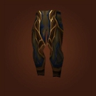 Leggings of Mending Fronds, Oracle Leggings, Crystalsong Leggings, Coldwraith Pants Model